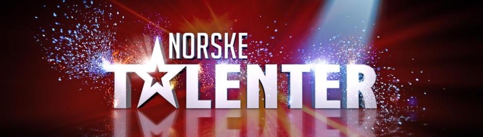 Påmelding til Norske Talenter
